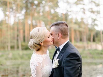 Wiola & Łukasz - reportaż ślubny w Barnówku